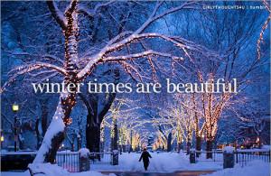 Winter Quotes Tumblr