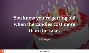 Quote By Bob Hope