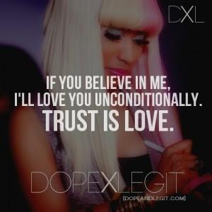 Nicki minaj love quotes