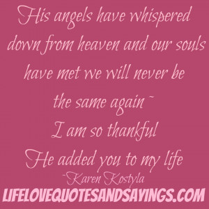 You Are In Heaven Quotes