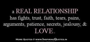 Relationship Quotes, Sayings Motivational Thoughts about Relationship ...