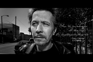 Free 1920 x 1280 Wallpaper. Quote by Gary Oldman. Design by Sally ...