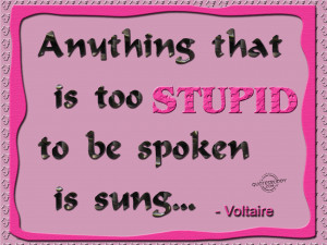 Stupid Funny Quotes