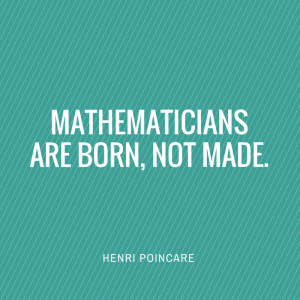 Math Quotes – Famous Quotations by Mathematicians