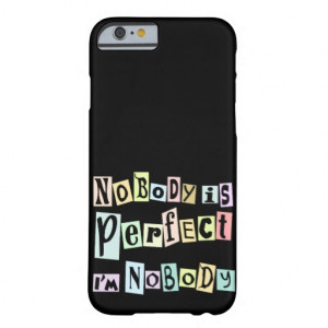 funny quote, iPhone 6 case