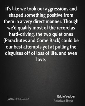 Eddie Vedder Quotes