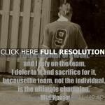 hamm, quotes, sayings, member, team, champion soccer, mia hamm, quotes ...