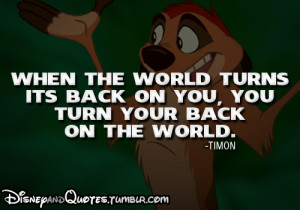 lion king quotes timon and pumbaa , little mix perrie and jade , Lemme ...