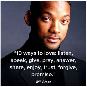 Photos / Will Smith's top 7 inspirational quotes