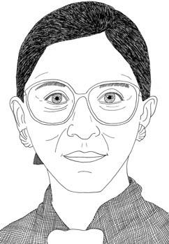 1st Jewish American Woman Supreme Court Justice
