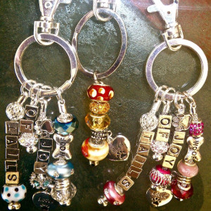 Tails of Joy Key Chains