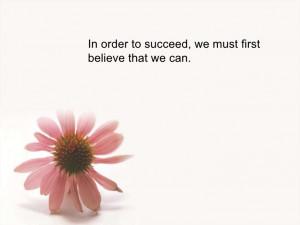 self belief quotes