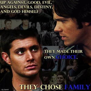 THE WINCHESTER FAMILY WAY FACEBOOK PAGE