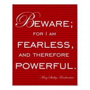 am very powerful...