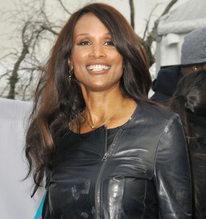 Beverly Johnson in 2012