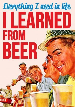 Best Beer Quotes