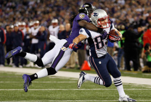 News Photo Wes Welker The
