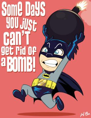 Adam West Batman 02 by kevinbolk
