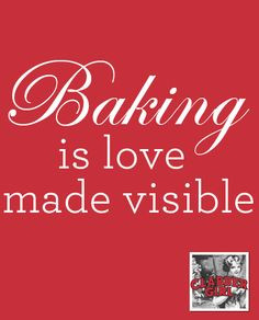 Words we believe in! #baking #quote #inspiration More