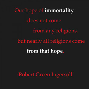 Immortality Quotes
