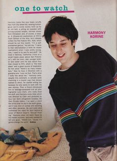 Harmony Korine on Pinterest | 41 Pins