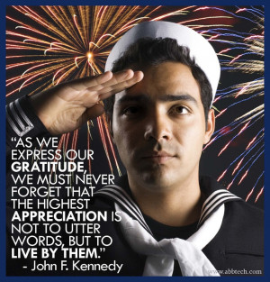 ... at our new Veterans Calendars! Hope you enjoy! #Veterans #Quote #July