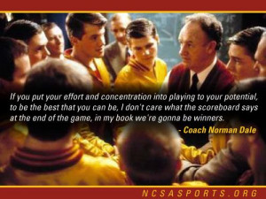 Hoosiers Meme #motivation #sports #college #quotes #motivationalquotes