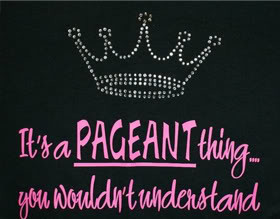 Beauty Pageant Quotes & Sayings