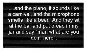 Billy Joel - Piano Man - song lyrics, song quotes, songs, music lyrics ...