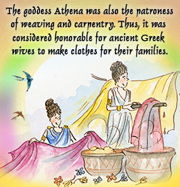 Even though the ancient Greeks worshiped female deities, they didn't ...