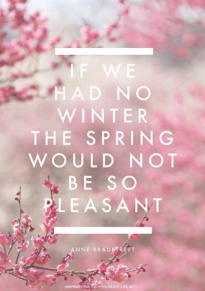 spring see more about happiness quotes winter and quotes quotes ...