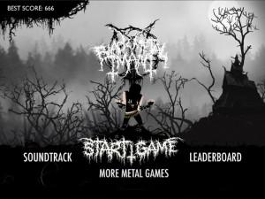 Man * Metal Negro mezcla de 16-bit acción de los juegos con Bathory y ...