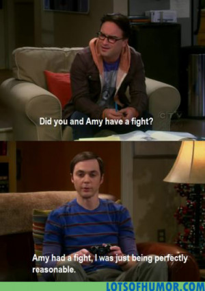 390 big bang theory funny scene you and amy had a fight