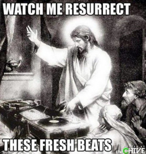 funny, funny pictures, funny photos, jesus, easter, religion, Happy ...