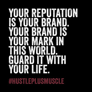 Hustle Money Quotes Fold - hustle plus muscle