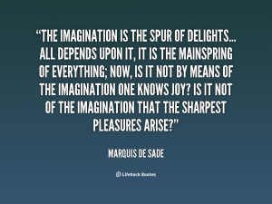 Marquis De Sade Quotes