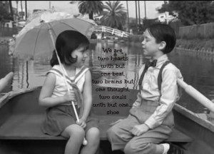 ... will always be your darla if you promise to always be my alfalfa