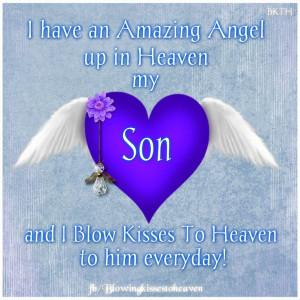 Via Blowing Kisses To Heaven