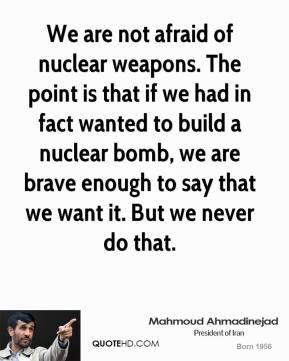 Bomb Quotes