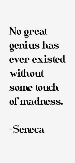Seneca Quotes & Sayings
