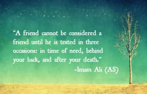 imam ali imam ali quotes imam ali sayings friend friends friendship