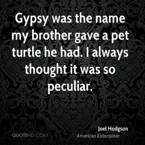 Gypsy Quotes