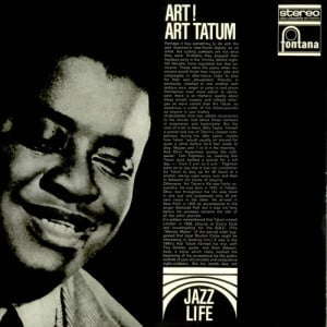 Art Tatum Art! - EX UK LP RECORD FJL904