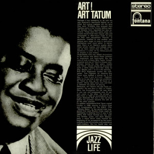 Art Tatum Art! - EX UK LP RECORD FJL904