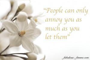People Irritate Me Quotes