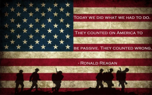 quotes flags ronald reagan redneck 1280x800 wallpaper Knowledge Quotes ...