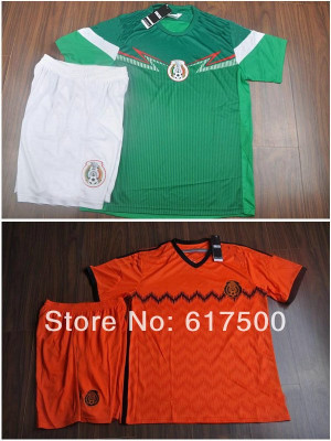 Soccer Football Jersey Shorts CHICHARITO Best Quality Uniforms
