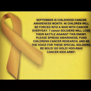 Cancer awareness / quotes / facts