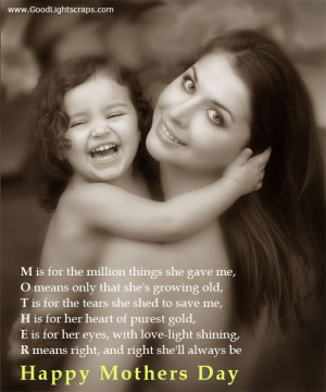 Happy Mothers Day Greetings, Wishes, Mothers Day images, Quotes ...