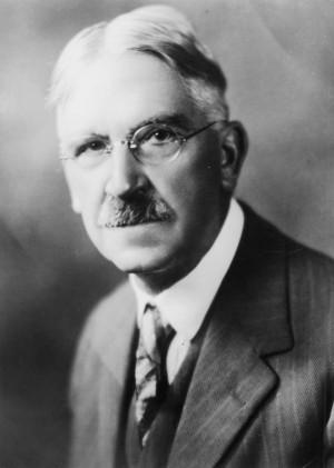 John Dewey. Dead. White. Male. Source .
